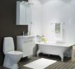 Полный ремонт ванной комнаты «под ключ»